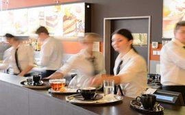 deneyimli Aşçı, Aşçı Yardımcısı, Garson, Bulaşıkçı