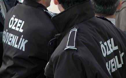 Silahlı Güvenlik Görevlisi - Hadımköy