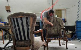 Şerifali Koltuk kanepe döşeme ustası, paketleme sevkiyat ve montaj elemanı iş ilanları