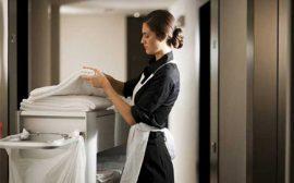 Kat Hizmetleri Temizlik Elemanı