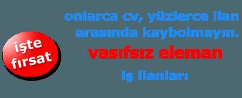 Üretime Vasıflı Vasıfsız Eleman İlanları | Esenyurt