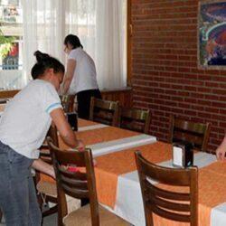 Halkalı Yemekhane Elemanı İlanı